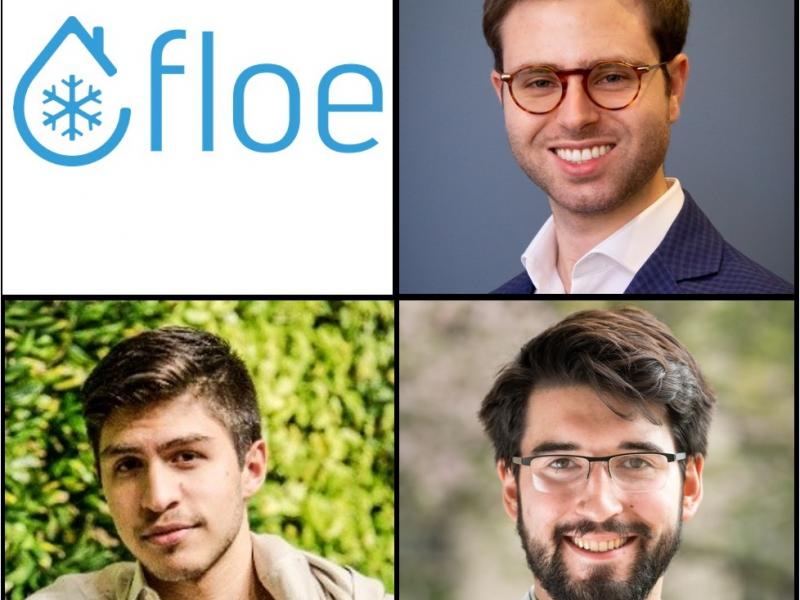 floe, a startup founded by students at Yale University