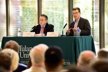 Tim Ryan delivers R. W. Freeman Lecture